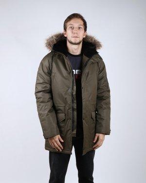 Куртка Alaska Anteater. Цвет: хаки