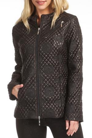 Куртка TOK. Цвет: черный