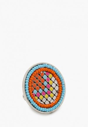 Кольцо Franck Herval. Цвет: разноцветный