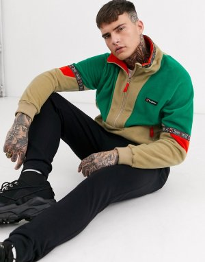 Зеленая куртка Tramantana 91 HZ-Зеленый Berghaus