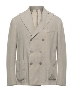 Пиджак SANTANIELLO. Цвет: бежевый