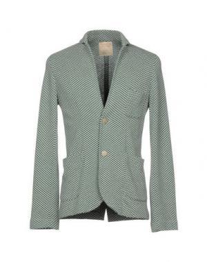 Пиджак KAOS. Цвет: зеленый