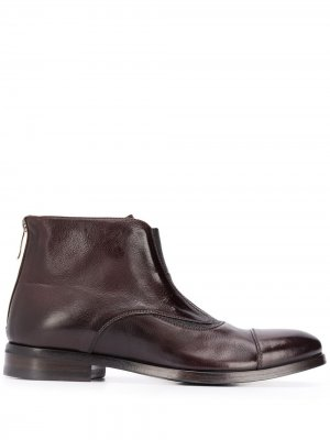 Ботинки Amina Alberto Fasciani. Цвет: коричневый