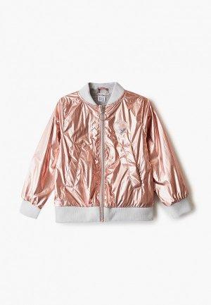 Куртка Boom. Цвет: розовый