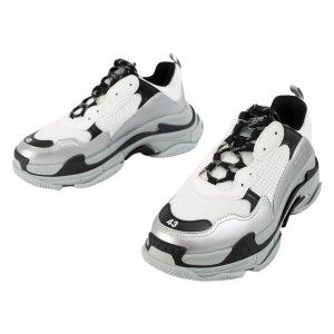 Серые кроссовки Triple S Balenciaga