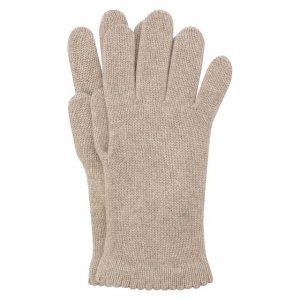 Перчатки Bilancioni. Цвет: бежевый