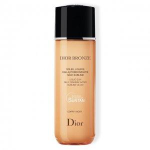 Вода-автозагар для тела Bronze Dior. Цвет: бесцветный