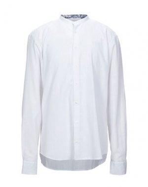 Pубашка HAVANA & CO.. Цвет: белый