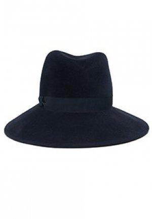 Шляпа LUISA SPAGNOLI. Цвет: синий