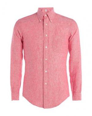 Pубашка BROOKS BROTHERS. Цвет: красный