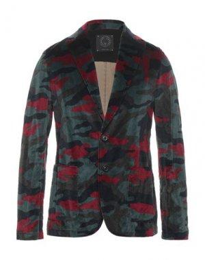 Пиджак T-JACKET by TONELLO. Цвет: зеленый-милитари
