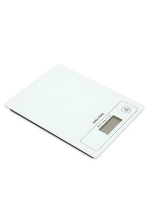 Кухонные весы электронные VIRGO DOSH I HOME. Цвет: белый