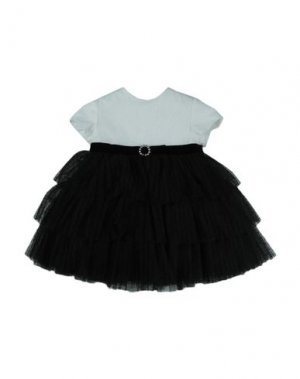 Платье ALETTA. Цвет: черный