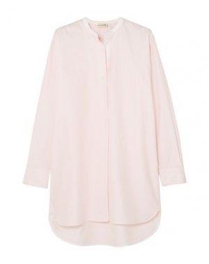 Pубашка BY MALENE BIRGER. Цвет: розовый