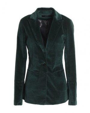 Пиджак J BRAND. Цвет: темно-зеленый