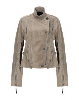 Куртка C'N'C' COSTUME NATIONAL. Цвет: хаки
