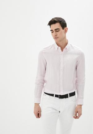 Рубашка Michael Kors. Цвет: розовый