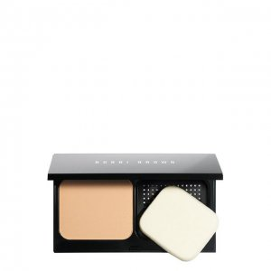 Крем-пудра Skin Weightless Powder Foundation, оттенок Cool Ivory Bobbi Brown. Цвет: бесцветный