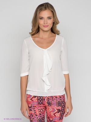 Блузка Dept. Цвет: белый