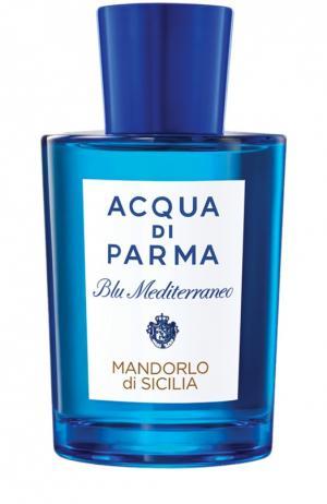 Туалетная вода Blu Mediterraneo Mandorlo Di Sicilia Acqua Parma. Цвет: бесцветный