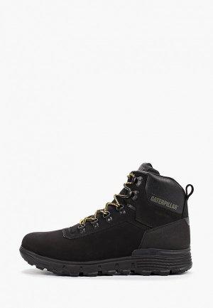 Ботинки Caterpillar EPOXY ICE+ WP TX. Цвет: черный