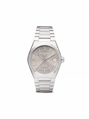 Наручные часы Highlife Ladies Automatic 34 мм Frédérique Constant. Цвет: серый