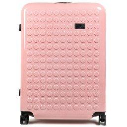 Чемодан 34126PC розовый DOT-DROPS