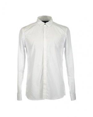 Рубашка с длинными рукавами MARC BY JACOBS. Цвет: белый