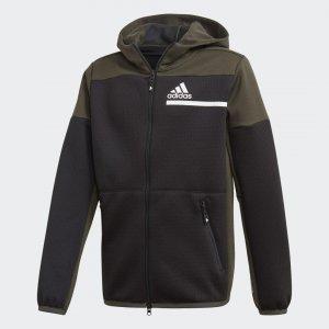 Худи Z.N.E. AEROREADY adidas. Цвет: черный