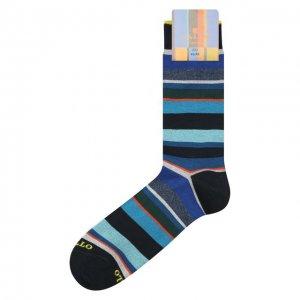Хлопковые носки Gallo. Цвет: разноцветный