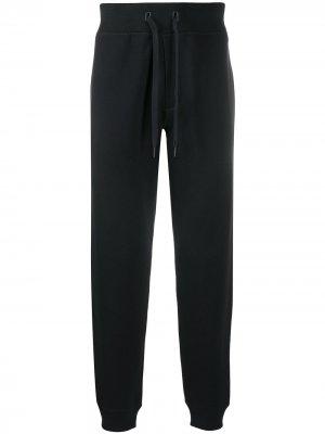 Спортивные брюки с завышенной талией Rag & Bone. Цвет: черный