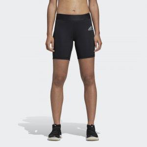 Велосипедки Alphaskin Sport 7-Inch Performance adidas. Цвет: черный
