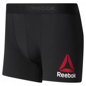 Трусы X UFC FK Reebok. Цвет: black
