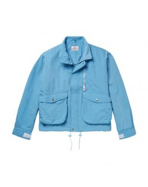 Куртка BATTENWEAR. Цвет: небесно-голубой