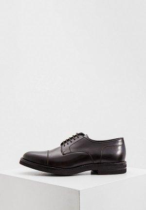 Туфли Brunello Cucinelli. Цвет: коричневый