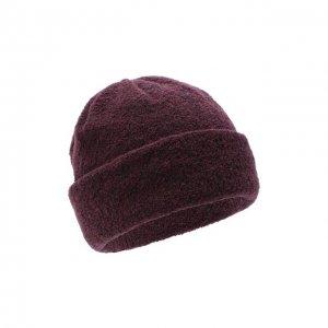Шерстяная шапка Bilancioni. Цвет: красный