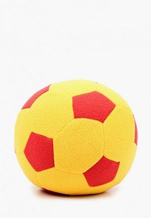 Игрушка мягкая Magic Bear Toys Мяч мягкий, 23 см.. Цвет: желтый