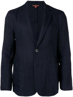 Костюмный пиджак Barena. Цвет: синий