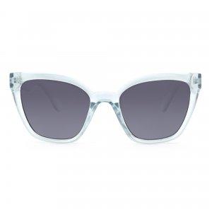Солнцезащитные очки Hip Cat VANS. Цвет: голубой