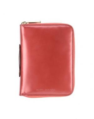 Бумажник MARC JACOBS. Цвет: красный