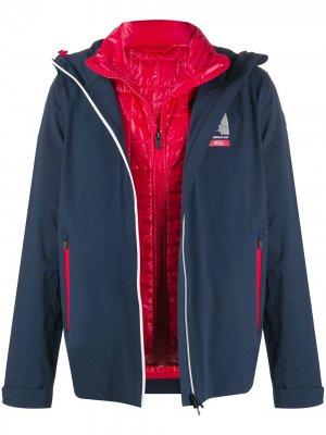 Куртка Newport x Prada North Sails. Цвет: синий