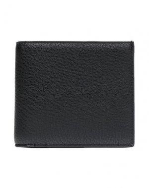 Бумажник 8 by YOOX. Цвет: черный