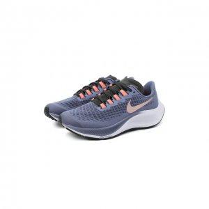 Кроссовки Air Zoom Pegasus 37 Nike. Цвет: синий