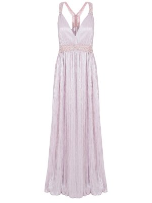 Платье с эффектом металлик FOREVER UNIQUE