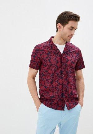 Рубашка Michael Kors. Цвет: бордовый