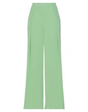 Повседневные брюки GLAMOROUS. Цвет: светло-зеленый