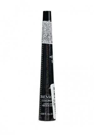 Подводка для глаз Revlon Жидкая Colorstay Liquid Liner Blackest black. Цвет: черный