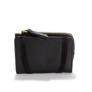 Бумажник LaRedoute. Цвет: черный