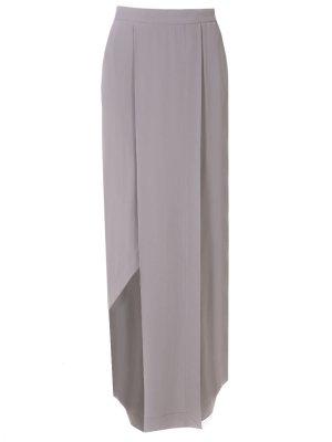 Шелковая юбка-макси ILARIA NISTRI