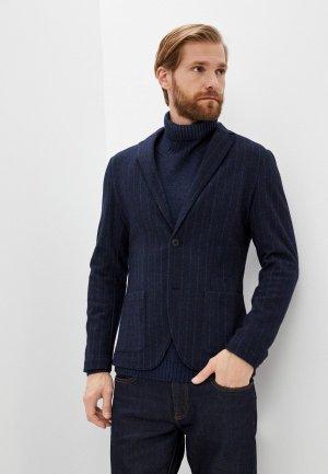 Пиджак Falconeri. Цвет: синий